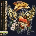 Sinner - Crash & Burn (King Rec., KICP 1336, Japan) '2008