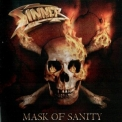 Sinner - Mask Of Sanity (Irond, CD 07-DD452, Russia) '2007