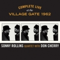 Sonny Rollins Quartet With Don Cherry - Complete Live At The Village Gate 1962 (CD3) '2015