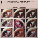 Cannonball Adderley Quintet, The - Music, You All '1972