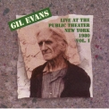 Gil Evans - Live At The Public Theater Vol. 1 '1994