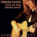 Sadie Jemmett - These Days (live At The Green Note) '2018