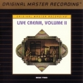 Cream - Live Cream Vol. 2 (MFSL Ultradisc) '1972