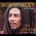 Bob Marley & The Wailers - A Legend  (CD2)  (50 Reggae Classics) '2007