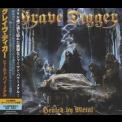 Grave Digger - Healed By Metal  '2017