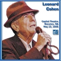 Leonard Cohen - Capital Theatre Moncton, Nb May 23, 2008 (Live) (CD1) '2008