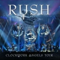 Rush - Clockwork Angels Tour (3CD) '2013