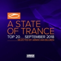 Armin Van Buuren - A State Of Trance Top 20 September 2018 (selected By Armin Van Buuren) '2018