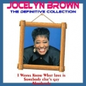 Jocelyn Brown - Jocelyn Brown: The Definitive Collection '2015