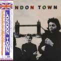 Wings - London Town (TOCP 65510 MiniLP) '1978