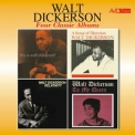Walt Dickerson - Four Classic Albums (This Is Walt Dickerson / Sense Of Direction / Relativity / To My Queen) [Remastered]  '2016