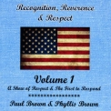 Paul Brown - Recognition, Reverence & Respect, Vol. 1 '2017