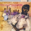 Mahalia Jackson - Live At Newport 1958 (The Perfect Blues Collection, 2011, Sony Music) '1958