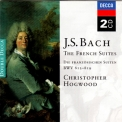 J.S. Bach - The French Suites (BWV 812-819) (Christopher Hogwood, harpsichord) [2CD]  '1984