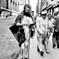 Moondog - New York Street Scene, 1956 '2018
