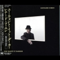Leonard Cohen - You Want It Darker {2017 Sony Music SICP 5076 Japan} '2016