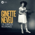 Ginette Neveu - Ginette Neveu: The Complete Recordings '2019
