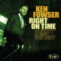 Ken Fowser - Right On Time [Hi-Res] '2019