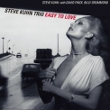 Steve Kuhn Trio - Easy To Love '2015