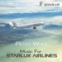 Peter White - Music For Starlux Airlines [Hi-Res] '2019