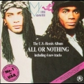 Milli Vanilli - The U.s. Remix Album 'all Or Nothing' '1989