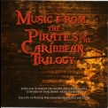 Hans Zimmer & Klaus Badelt - Music From The Pirates Of The Caribbean Trilogy OST '2007