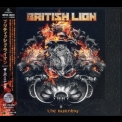 British Lion - The Burning (japanese,wpcr-18310) '2020