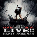 Marty Friedman - One Bad M.F. Live!! '2018
