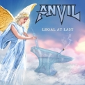 Anvil - Legal At Last (fo1542cd) '2020