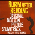 Carter Burwell - Burn After Reading / После прочтения cжечь OST '2008