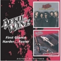 April Wine - First Glance + Harder...Faster '1980