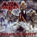 Lizzy Borden - Menace To Society '1986