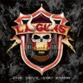 L.A. Guns - The Devil You Know [Hi-Res] '2019