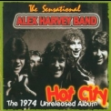 Sensational Alex Harvey Band, The - Hot City (The 1974 Unreleased Album) '2009