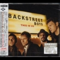 Backstreet Boys - This Is Us (Japanese Edition) '2009
