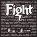 Fight - War Of Words '1993
