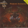 Mortal Sin - Mayhemic Destruction (Reissued 2007) '1986