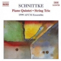 Alfred Schnittke - Piano Quintet/string Trio '2000