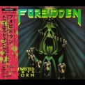 Forbidden - Twisted into Form (Japanese Edition) '1990