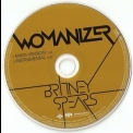 Britney Spears - Womanizer (5'' Cds1 - Australia) '2008