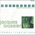 Jacques Loussier Trio - Beethoven - Allegretto From Symphony 7 / Theme And Variations '2003