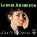 Laurie Anderson - United States Live CD4 '1984