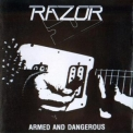 Razor - Armed And Dangerous (EP) '1984