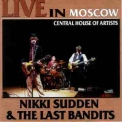 Nikki Sudden - Live in Moscow '2003