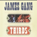 James Gang, The - Thirds (1990, Remastered) '1971