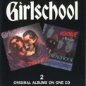 Girlschool - Nightmare At Maple Cross & Take A Bite '1992