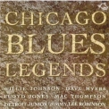 Chicago Blues Session - [vol.17] Chicago Blues Legends '1998