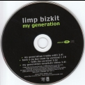 Limp Bizkit - My Generation (Enhanced CD) '2000