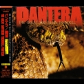 Pantera - The Great Southern Trendkill (Japanese Edition) '1996