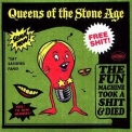 Queens Of The Stone Age - The Fun Machine Took A Shit & Died [CDS] '2007